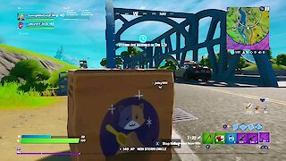 Fortnight: Snipe Out Of A Box! Featuring @GmingWithCody & @jolley1911