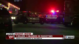 Homicide detectives investigate shooting near Alexander, U.S. 95 - Video