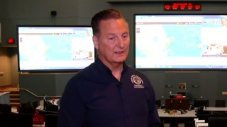 EOC director shares personal experience with Hurricane Andrew - Video