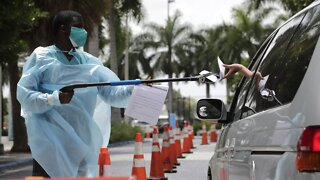 Florida Breaks Daily Coronavirus Death Record For Third Day In A Row
