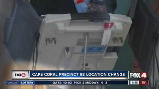 Election day in Fort Myers, Cape Coral