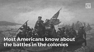 1778 Tactic Took Revolutionary War to England