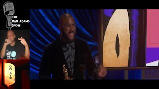 Tyler Perry's Humanitarian Award Acceptance Speech At The 2021 Oscars