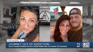 Valley woman shares story of recovery from alcohol addiction during the pandemic