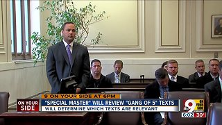 Appointee will review 'Gang of 5' texts