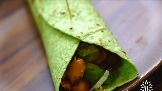 Salmon Wrap - Video