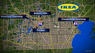 Ikea scouting for 2nd location in metro Detroit, report says - Video