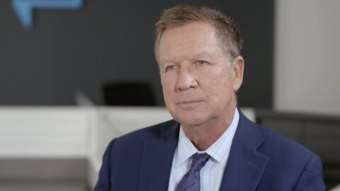 John Kasich Wants To Heal U.S. Political Divisions