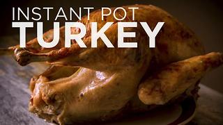 Instant Pot Turkey - Video