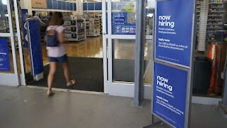 Why Aren't Jobs Being Filled? Some Say Unemployment Aid, Others Virus