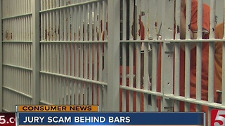 Scam Artists Behind Bars In GA Call Middle Tennesseans - Video
