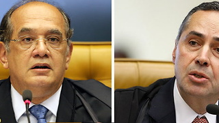 Barroso e Gilmar trocam ofensas no Supremo - Video