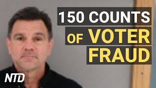 4 Arrested on 150 Counts of Voter Fraud Charges; Nat'l Guardsmen Sick After Served Undercooked Food
