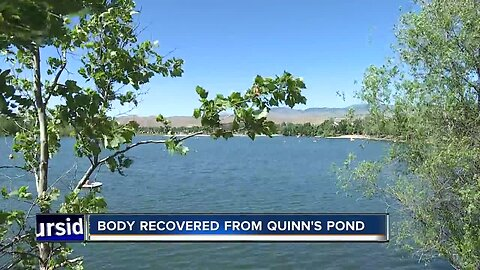 Body recovered after apparent Quinn's Pond drowning