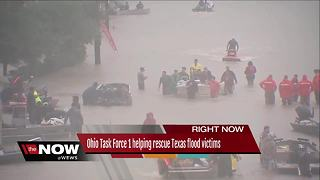 Northeast Ohio first responders help with Harvey relief as part of Ohio Task Force 1 - Video