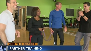 Ask the Expert: How to best train with a partner - Video