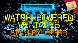 Stuff They Don't Want You to Know: Did someone kill the water-powered car? - Video