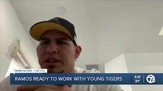 Wilson Ramos confident he can help young Tigers pitchers
