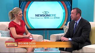 Newsom Eye explains how lasik can change someone's life