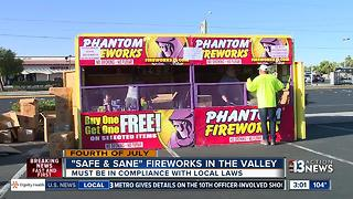 Record number of people injured by fireworks last year - Video