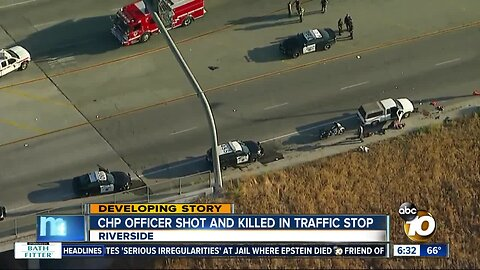 Investigation continues in deadly Riverside shooting