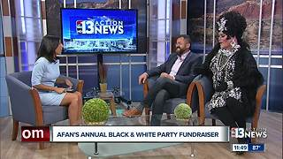 AFAN's annual Black & White Party happening tis weekend - Video