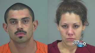 Deputies arrest suspects who stole packages - Video