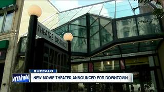 Will a movie theater succeed in downtown Buffalo? - Video