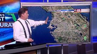 Florida's Most Accurate Forecast with Denis Phillips on Tuesday, January 16, 2017 - Video