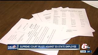 Indiana Supreme Court rules against whistleblower - Video