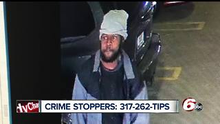 Help police identify this man who stole a marked park ranger patrol car from the VA Medical Center - Video
