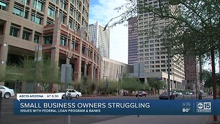 Small business owners struggling amid COVID-19