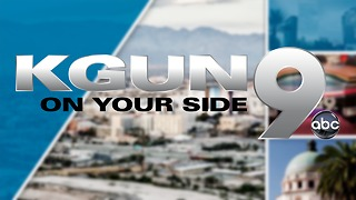 KGUN9 On Your Side Latest Headlines | August 3, 8am - Video