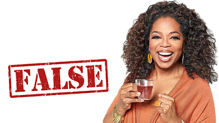 Oprah Winfrey has 3 months to live due to cancer is false  - Video