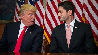 Paul Ryan Is 'Extremely Worried' About President Trump's Tariff Plan - Video