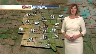 Jennifer's Wednesday Forecast - Video