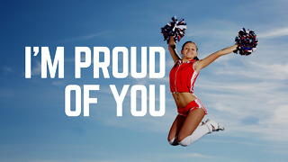 Proud of You - Greeting 2 - Video