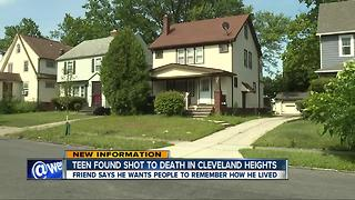 15-year-old shot, killed in Cleveland Heights - Video
