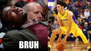 Lonzo Ball's Dad LaVar Sends a WARNING to John Wall & the Wizards - Video