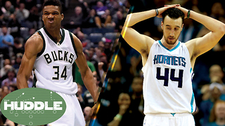 Where Will Giannis Antetokounmpo Land? Is the NBA KILLING Small Market Teams? -The Huddle - Video