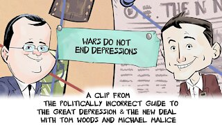 Wars Do Not End Depressions   Politically Incorrect Guide to the Great Depression