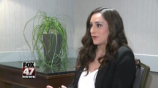 Jordyn Wieber files lawsuit against USAG, MSU - Video