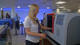 Laser scanner could spell end for airport liquids ban - Video