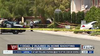 UPDATE: Teen kills father, exchanges shots with mother