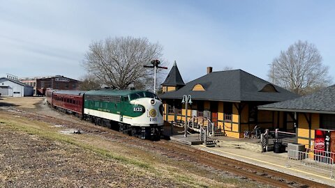 Alright, Let's explore Spencer, NC and the Transportation Museum