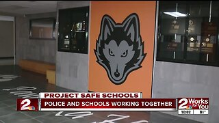 Police and schools working together