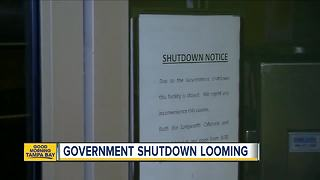 Government Shutdown: House passes short-term spending bill, setting up shutdown battle in Senate - Video