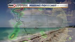 Storms Possible Sunday - Video
