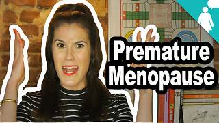Stuff Mom Never Told You: MENOPAUSE AT 30?!