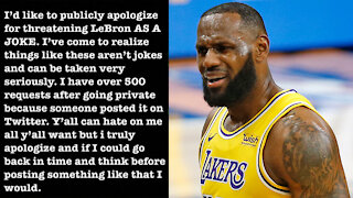 LeBron James Receives Disturbing Death Threat From Anonymous IG User